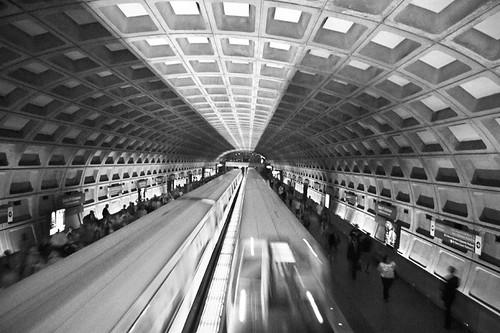 DC Subway plus Noise