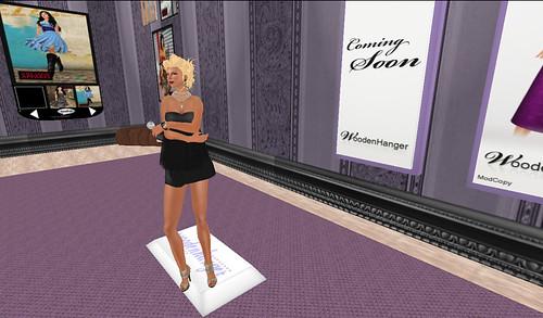 Me at Aldinas store