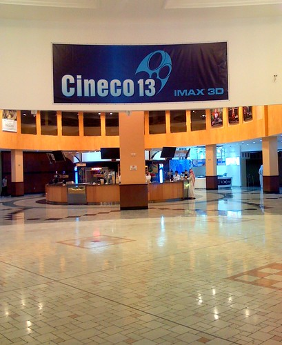 Villaggio Mall Cinema