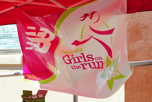 Girls on the Run 5k!