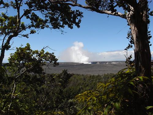 Halema'uma'u at Kilauea