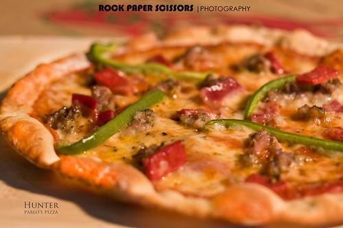 Pablo's Pizza in Cebu Philippines