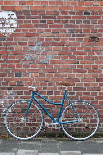 stijncycles custom - girl's bike
