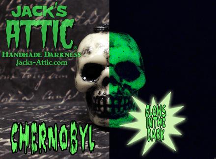 Jack's Skulls Chernobyl Glow