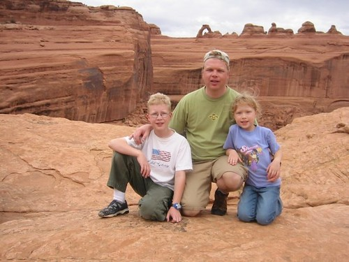 Moab. Spring 2004.  220 pounds.