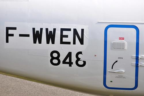 ATR72-212A MSN848 F-WWEN FC