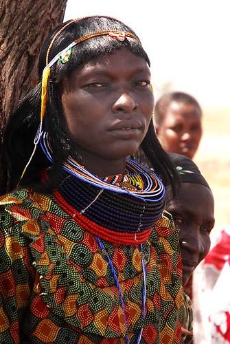 Muchacha Turkana