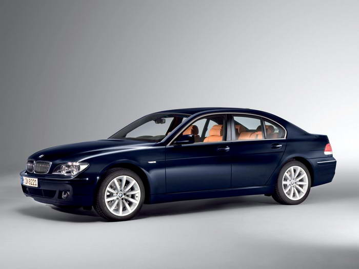 BMW Perfomance -730d-Special Edition 2006 - Exclusive Carbon