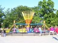 Cedar Point - Scrambler