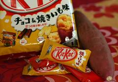KitKat Yakiimo
