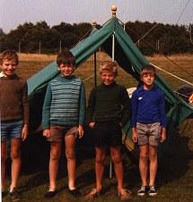 1980s Boy Scout Camps