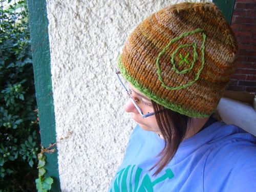 sour lime hat