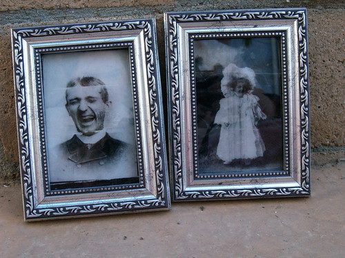 Spooky portraits 2