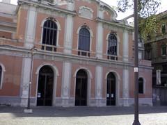 Teatro Ambra Jovinelli chiuso