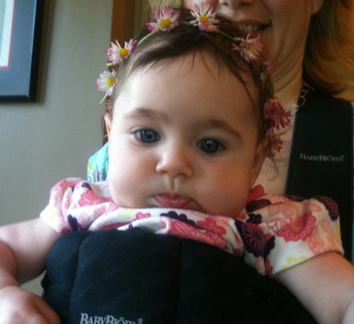 Eva at 5 months