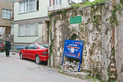 old fountain, üsküdar, istanbul