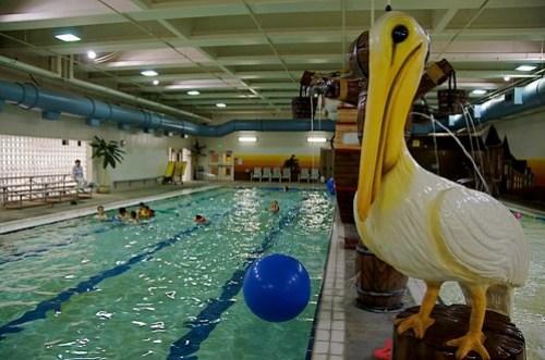 Weyerehaeuser King County Aquatic Center