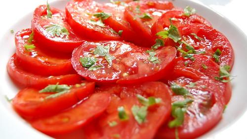 #15 : tomato salad