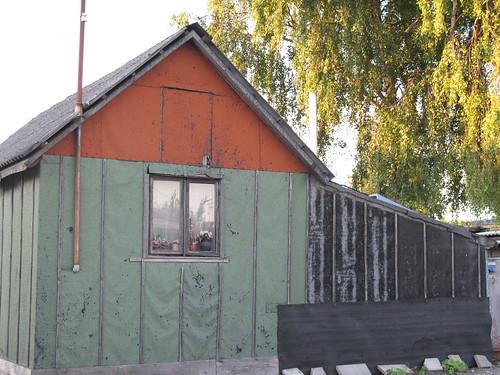 En lidt specielt hus ved Kalvebod
