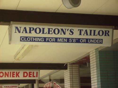 Napoleons Tailor