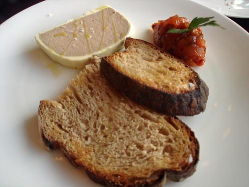 Foie Gras Chicken Liver Parfait