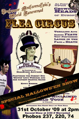 TSMGO - Halloween 09 Show