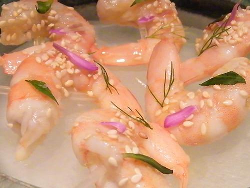 Shrimp Cocktail at Bazaar, MyLastBite.com
