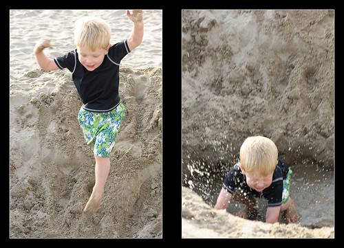 A Jump and a Splash