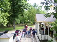 Cedar Point - Antique Cars Queue