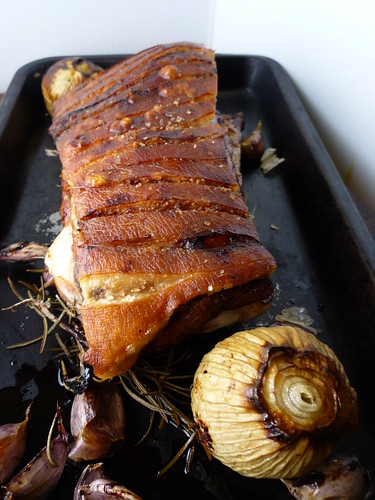 Slow Roasted Pork Belly by you.