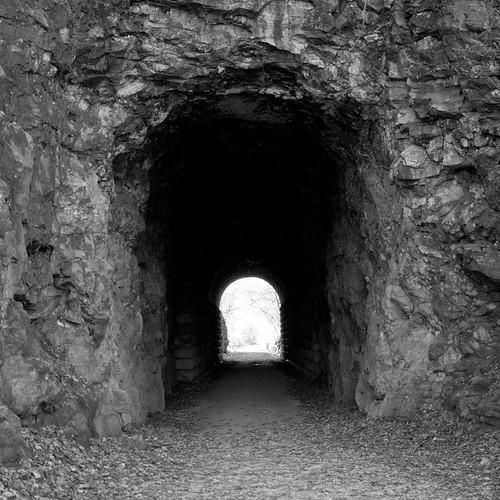 Katy Trail Tunnel
