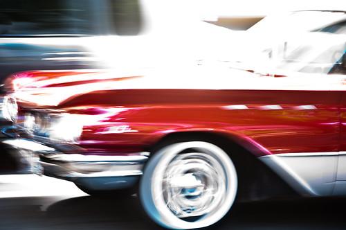 Classic Wheels Blur
