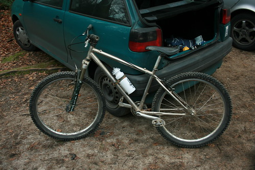 My mountainbike