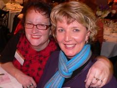 Angela Savage + Mary Latham