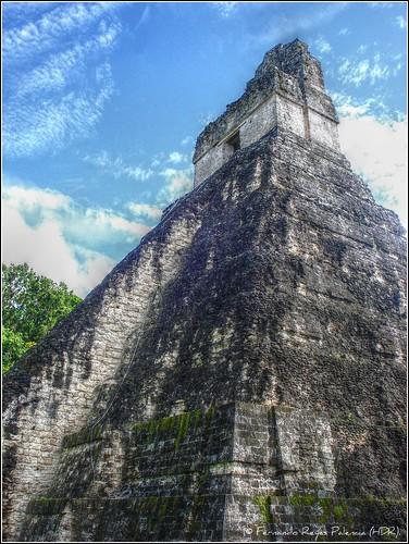 El corazon del mundo Maya....