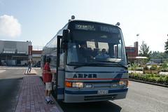 フィスカルス行きバス