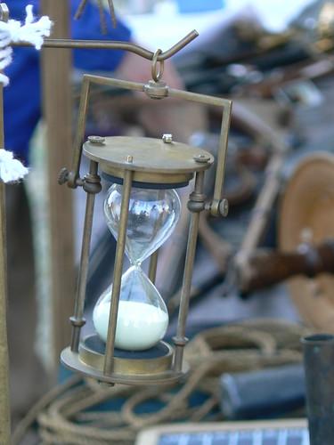 Living History Day - Swinging Hourglass