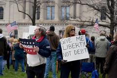 Anti-Obama demonstration