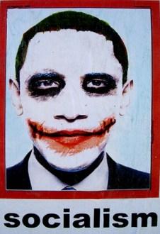 Obama Joker   Imagen: newsbusters