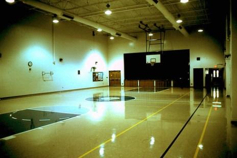 Forder Elementary School Gymnasium