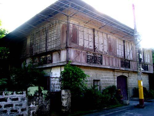 Colonel Basilio Gonzales house