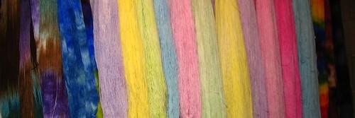 Dyeing the week of Feb 16