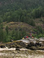 Indian Arm Kayaking, 21 Jun 2009