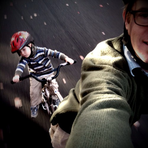 """Birthday ride"" by Ben McLeod"