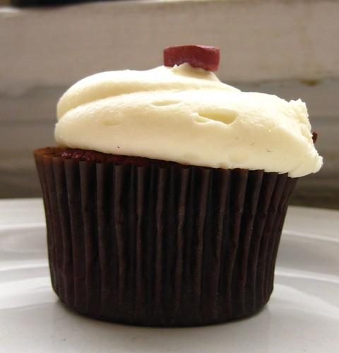 Georgetown Cupcake - Red Velvet