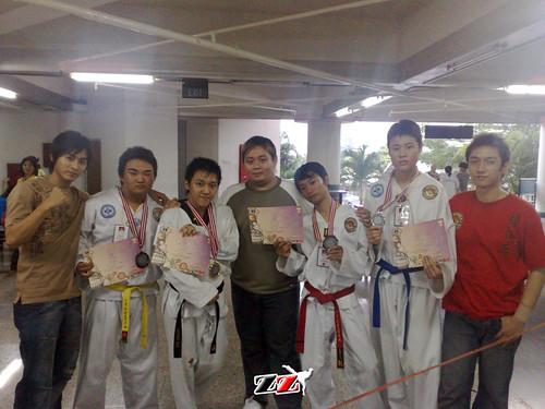 Juara Petra Cup Surabaya