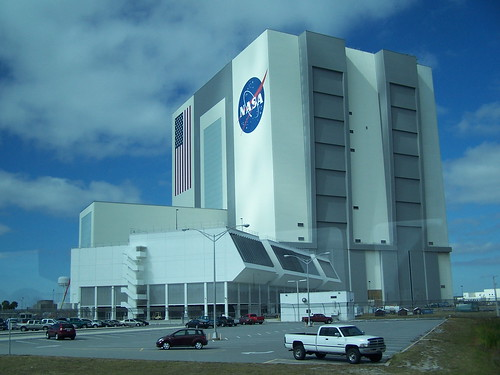 Vehicle Assmbly Building and Launch Control