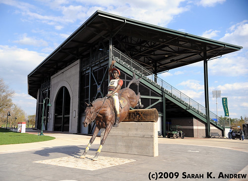 Kentucky Horse Park: New Stadium