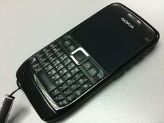 Nokia E71 Black