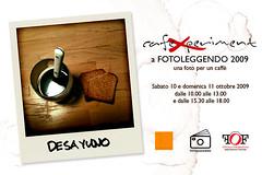 CafeXperiment a Fotoleggendo